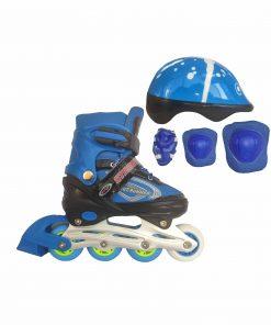 street runner blue